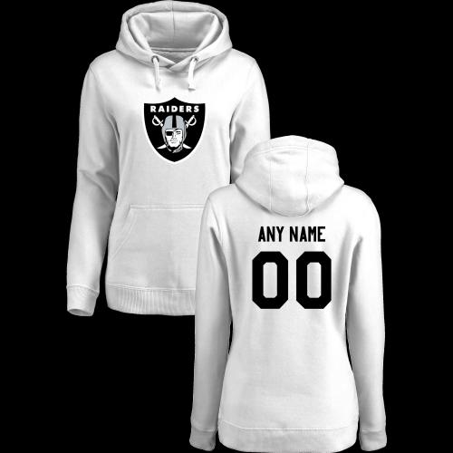 NFL Jersey's Women's Oakland Raiders Dexter McDonald Pro Line Team Color Jersey