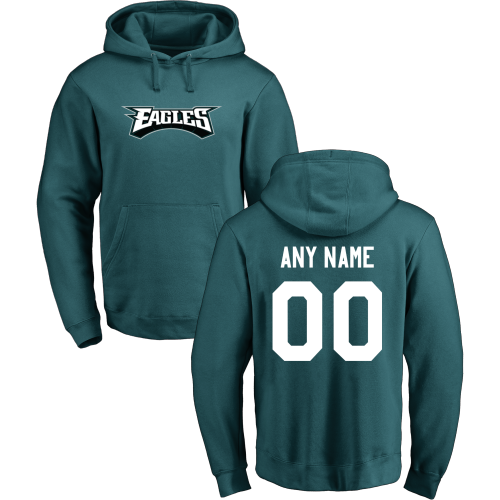 Men's Philadelphia Eagles Design Your Own Pullover Hoodie